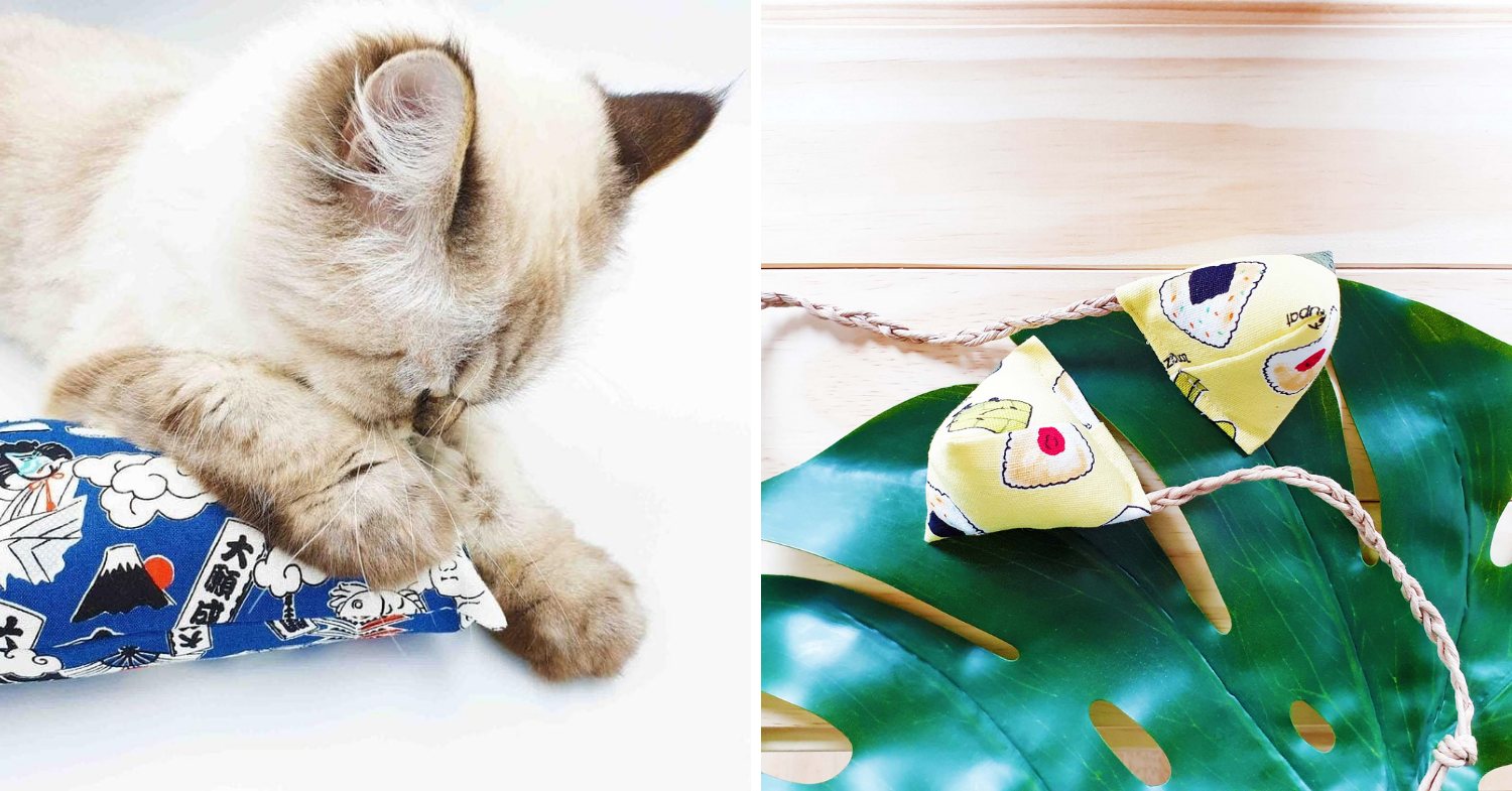 Pet accessories Singapore - Sneaky Whiskers