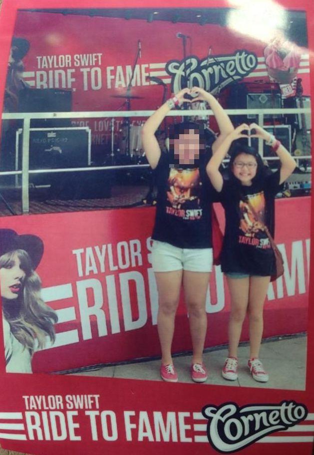 Taylor Swift Cornetto Events