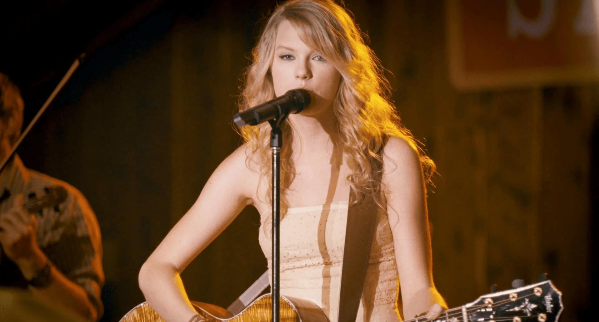 Taylor Swift Crazier Cameo