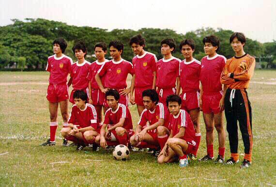 Tanglin Hill Brunei Hostel football club