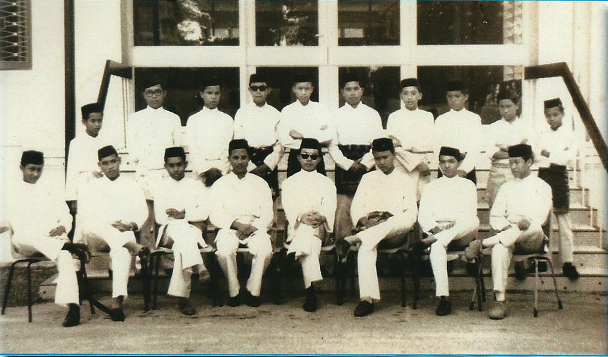 Tanglin Hill Brunei Hostel brunei students