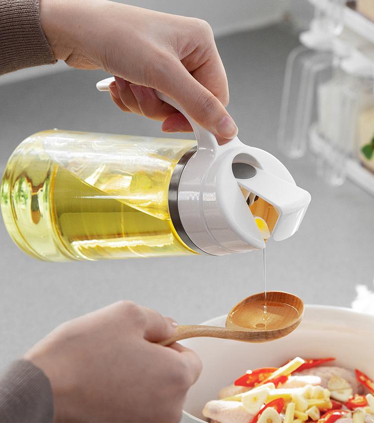 leak proof oil dispenser