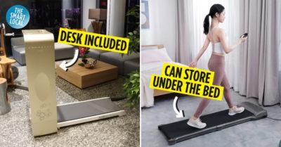treadmills in singapore