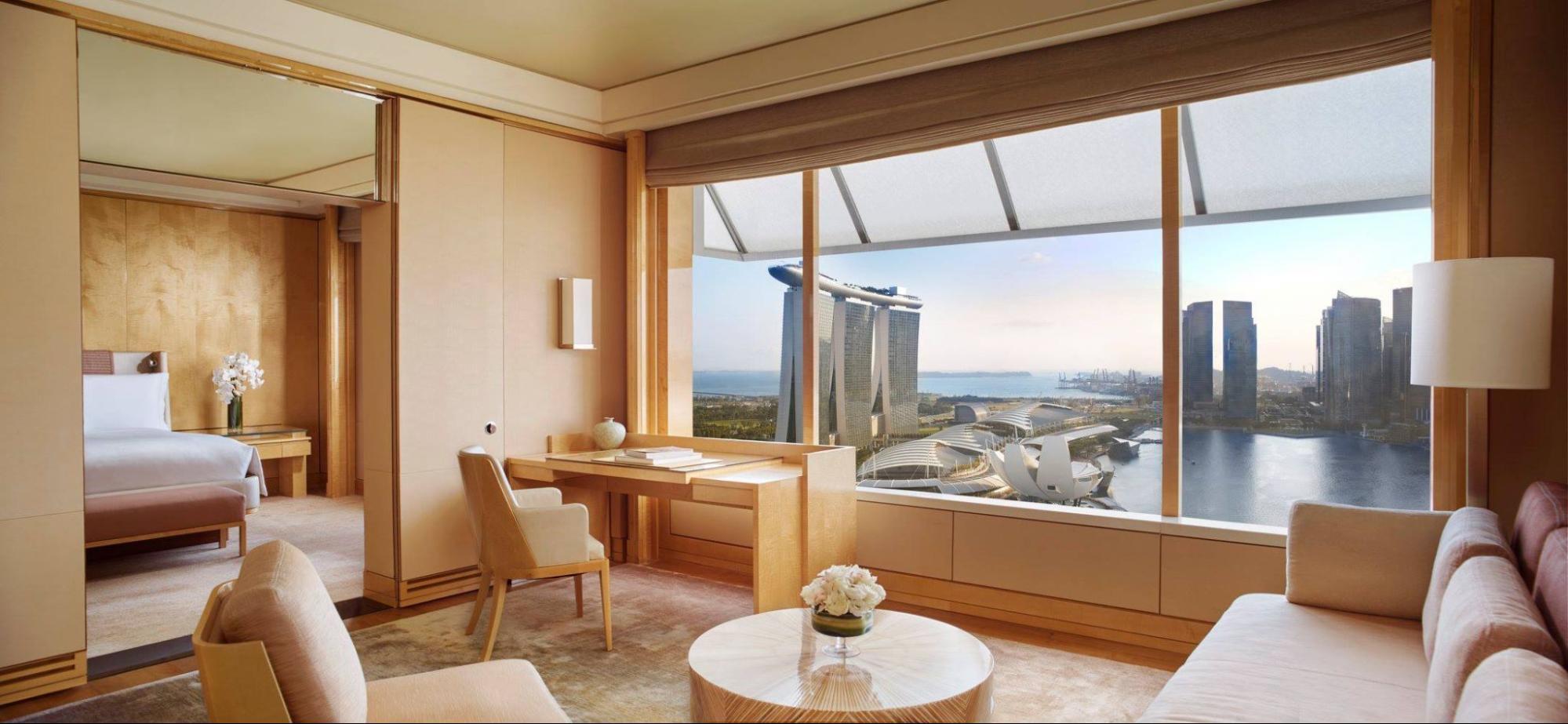 ritz carlton singapore accessible hotels