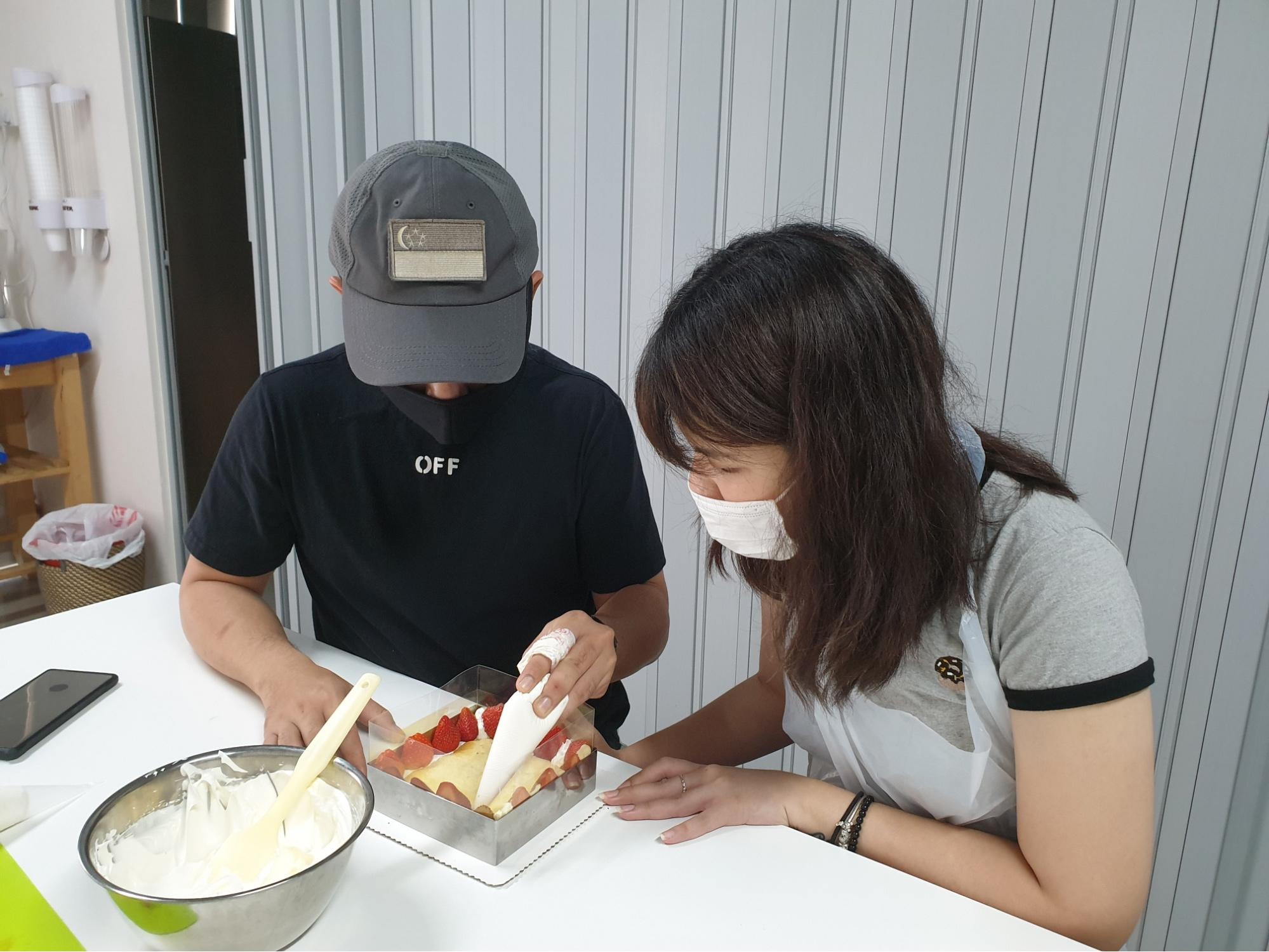 baking classes singapore
