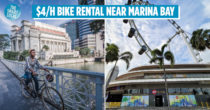 Marina Bay Has A New GoCycling Bike & Pedal Go-Kart Rental From $4/H, For A Wheely Good Time