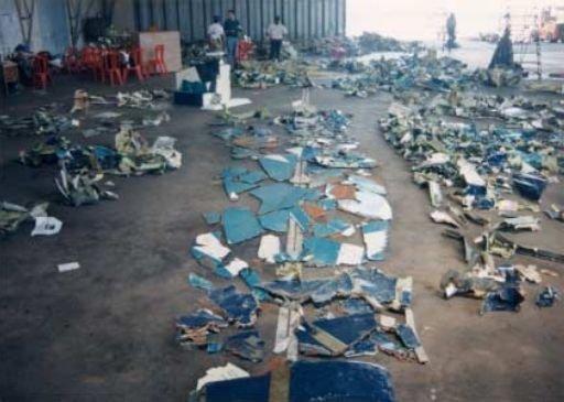 silkair plane crash