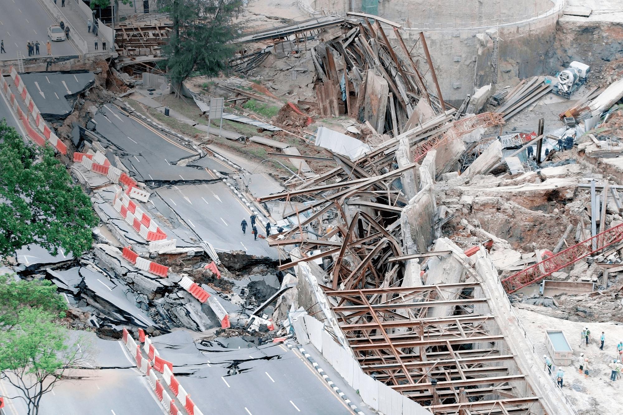 nicoll highway collapse