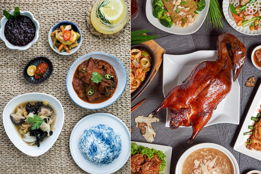 F&B delivery deals with Capita3Eats - Dian Xiao Er and Godmama SG
