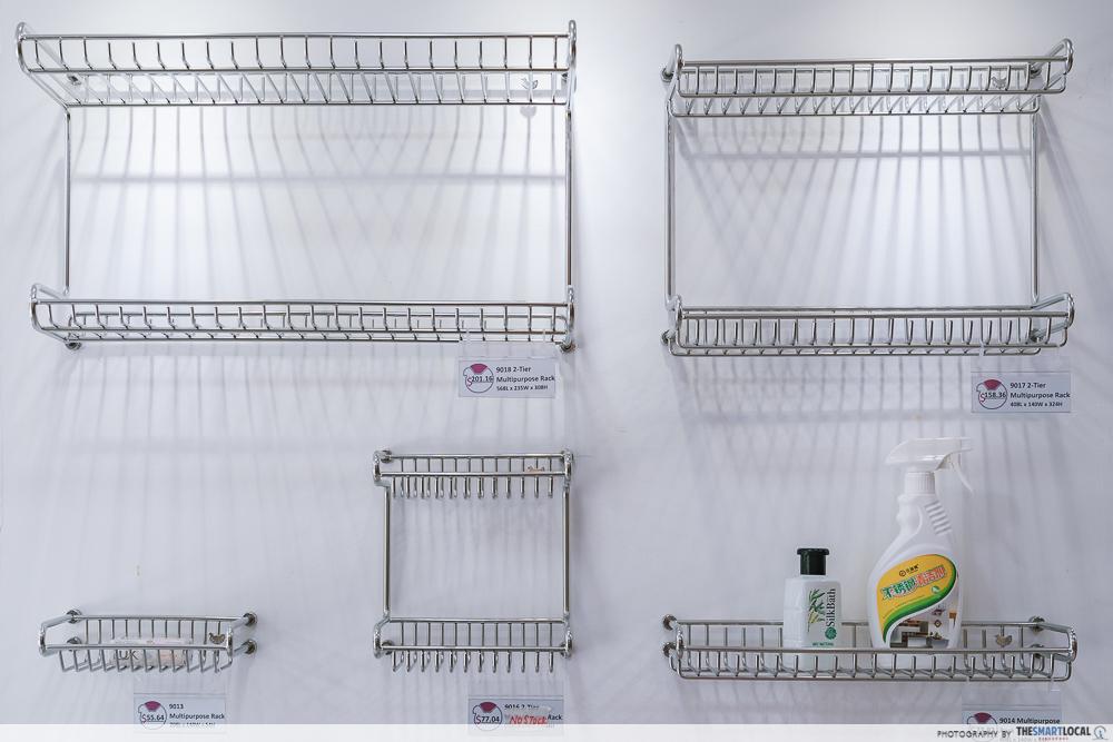 Tips on choosing long-lasting fixtures - Song-Cho racks
