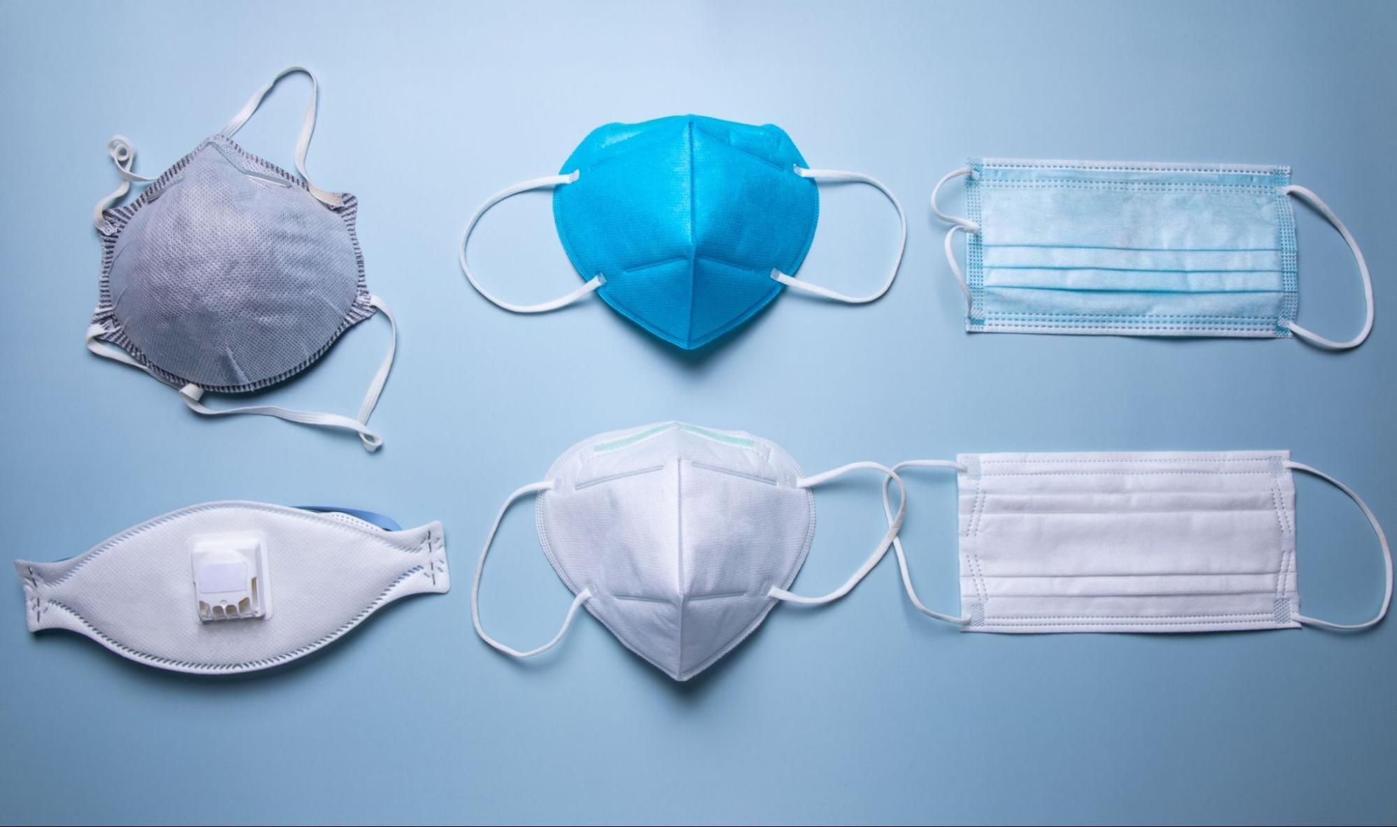 Tips for choosing mask - 95% BFE