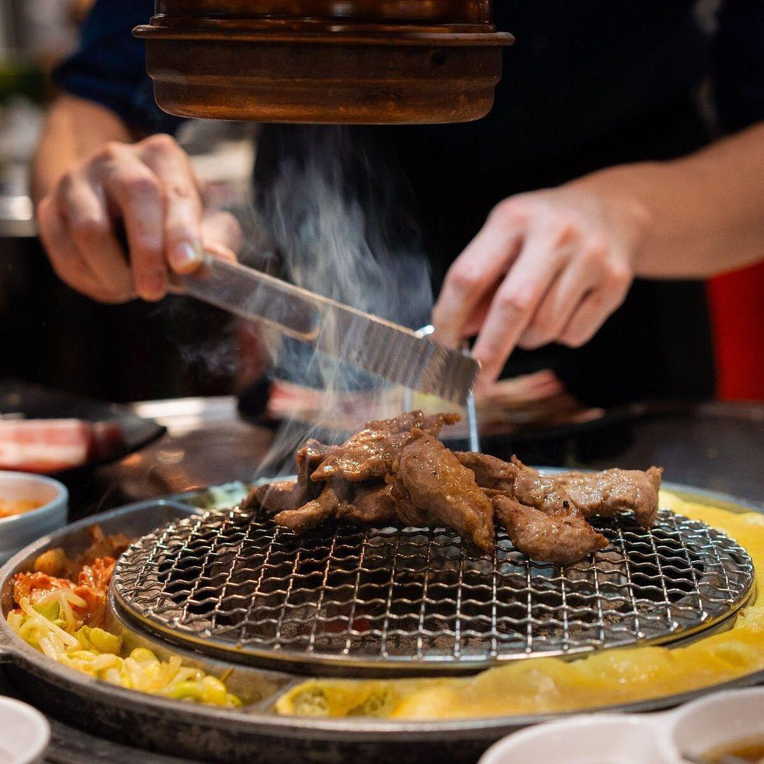 Capita3Eats Food Delivery Deals - Seorae Korean BBQ Set