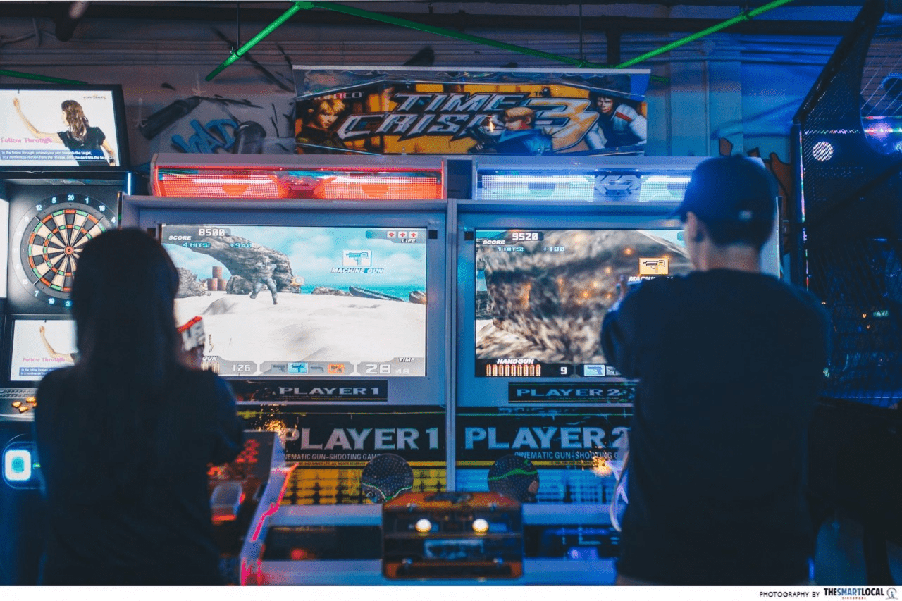midnight arcade