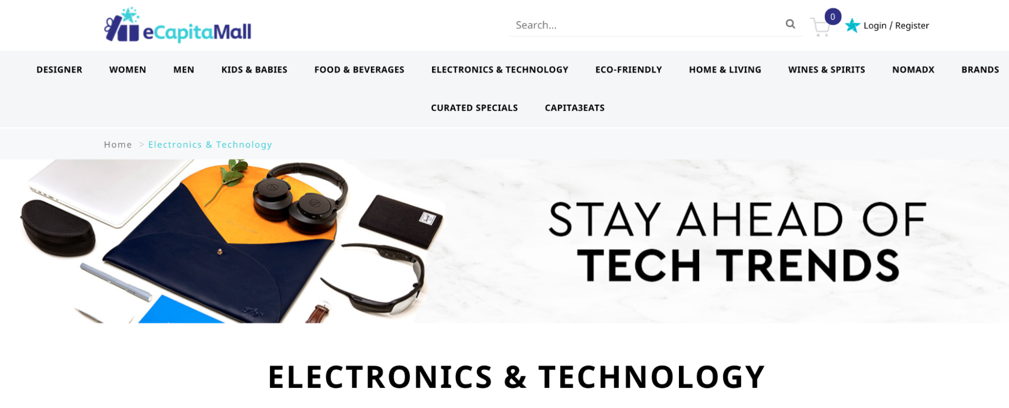 Tech & electronics promos CapitaLand Mall Father's Day Deals Singapore 2021