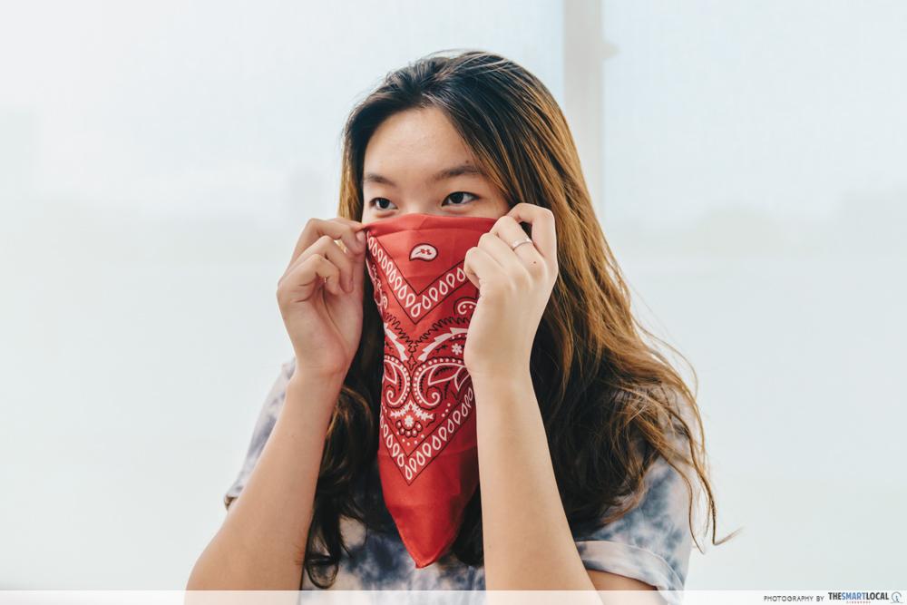 Tips for choosing mask - bandannas