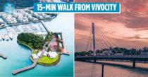 Keppel Bay: Tiny Island With Marina Views & Waterfront Cafes Near VivoCity