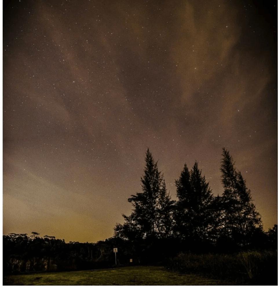 late night date ideas - stargazing