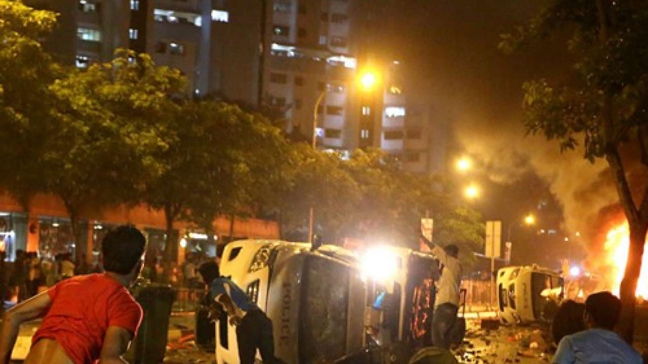 little india riots