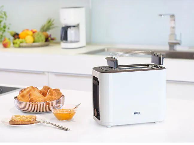 Braun toaster