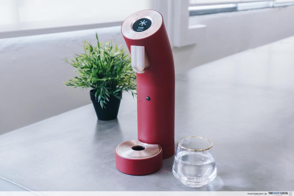 Minimalist kitchen equipment - Wells The One
