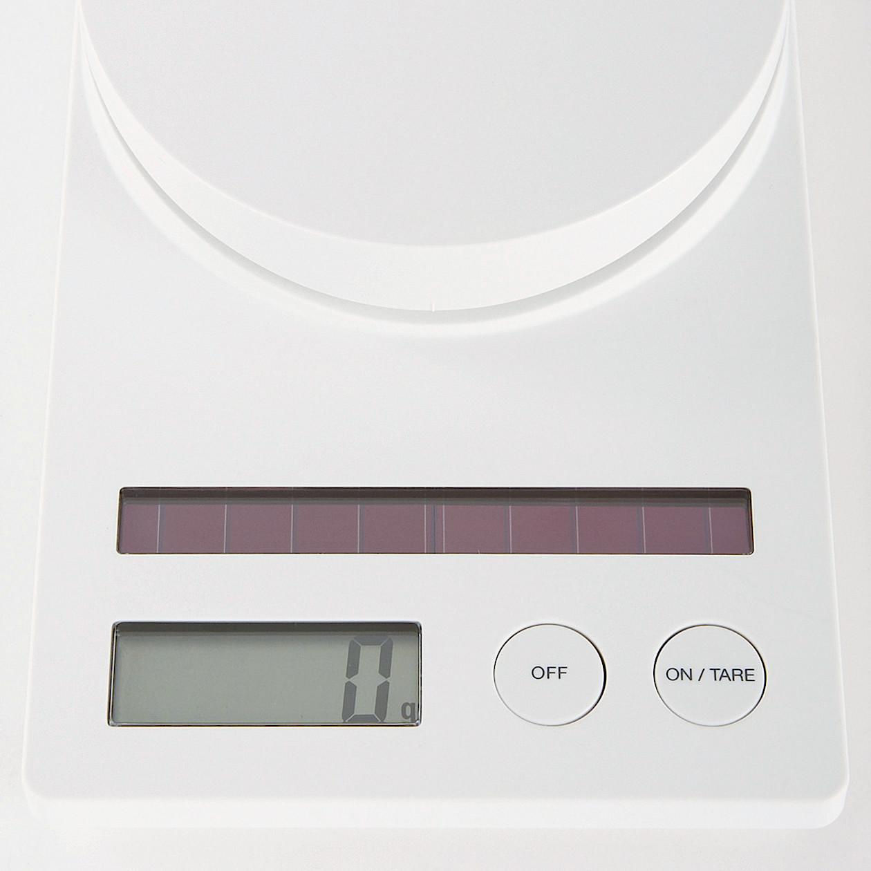 Muji Solar Food Scale