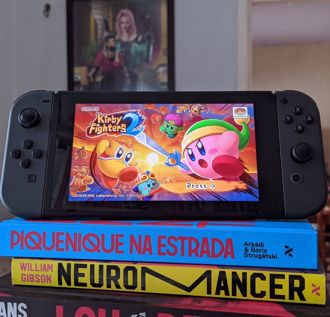nintendo switch free demo - Kirby Fighters 2