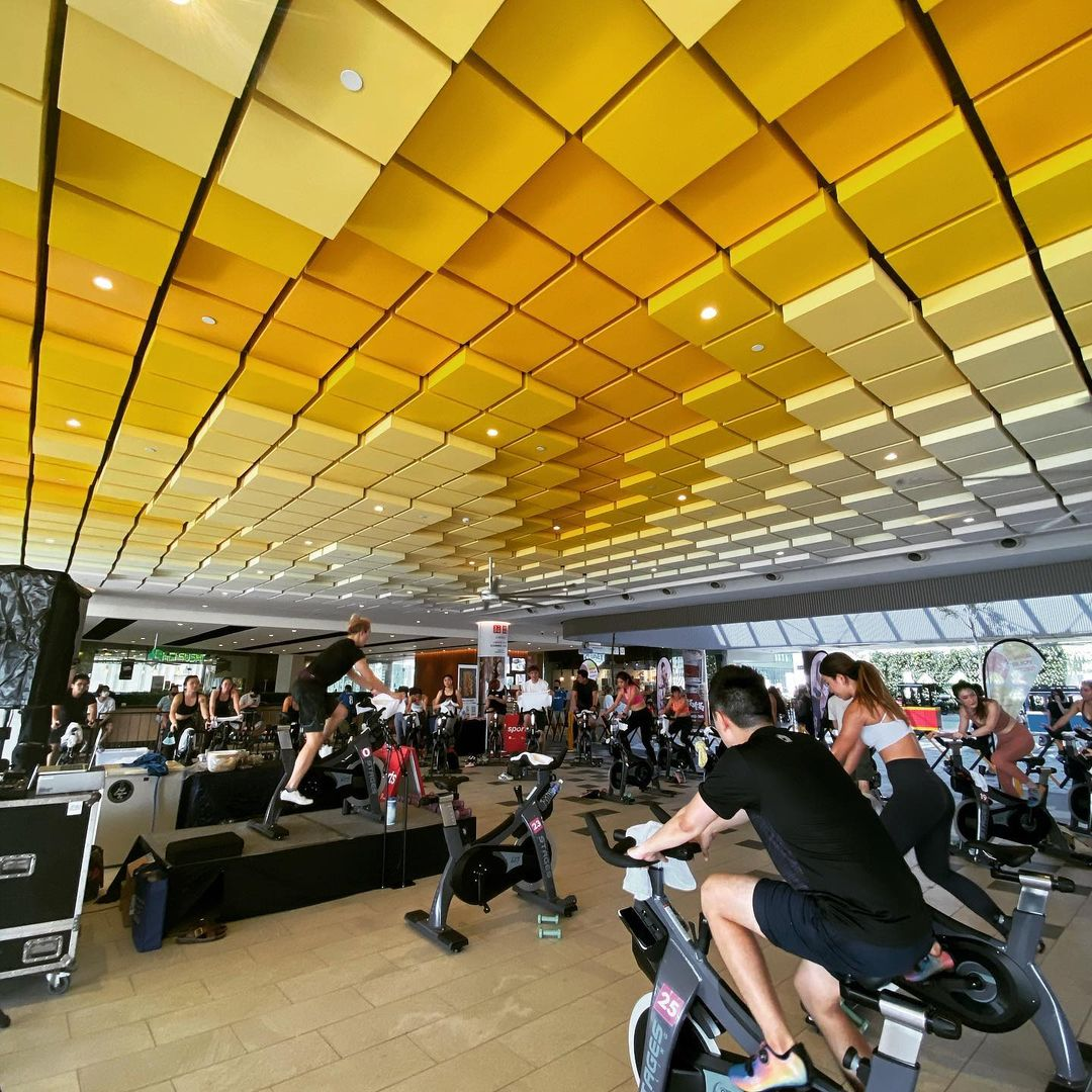 outdoor gyms singapore - XSpinClub