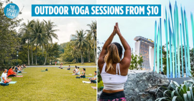 outdoor gyms singapore