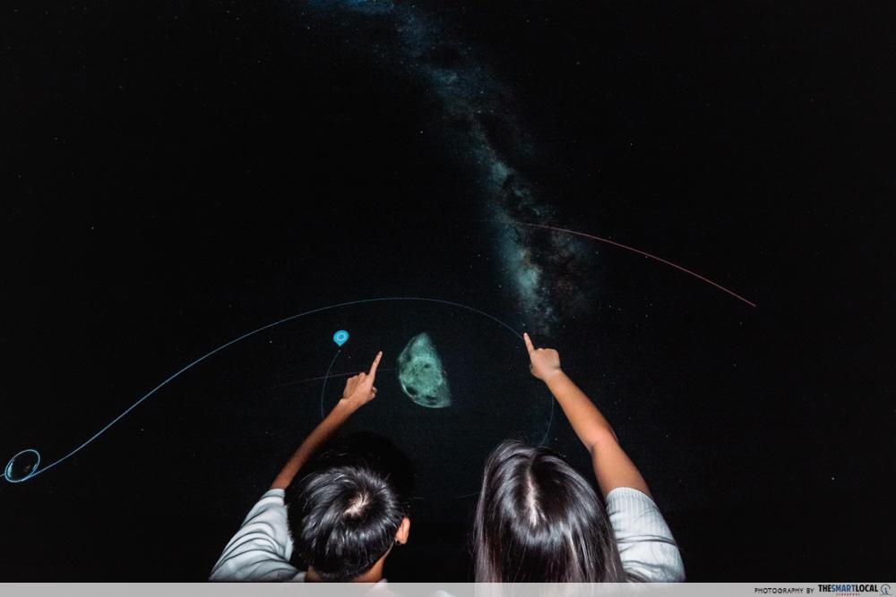 science centre singapore 2021 - omni-theatre