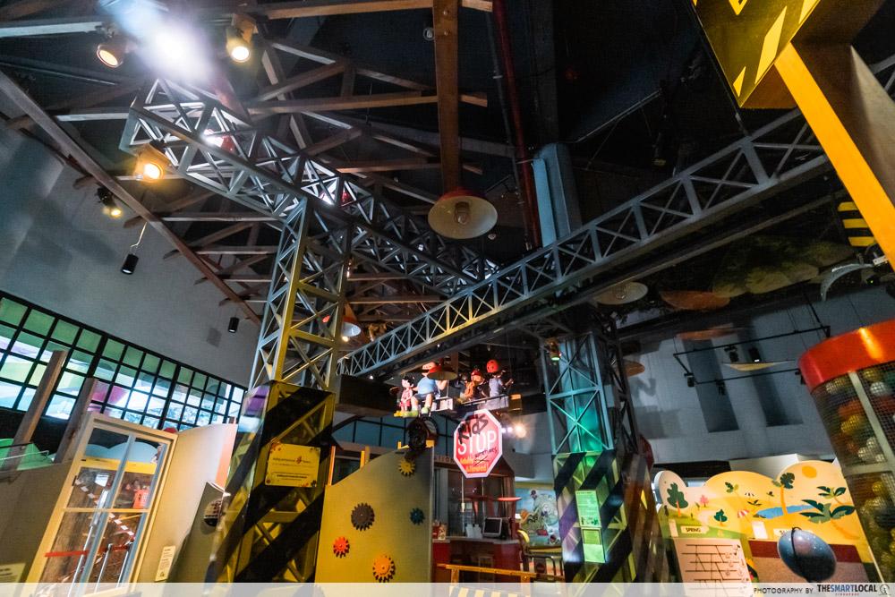 science centre singapore 2021 - kidsstop built environment