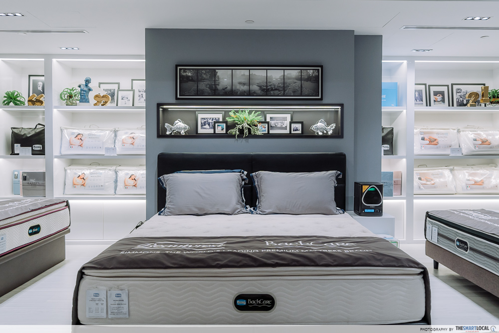simmons mattress promo - backcare luxury