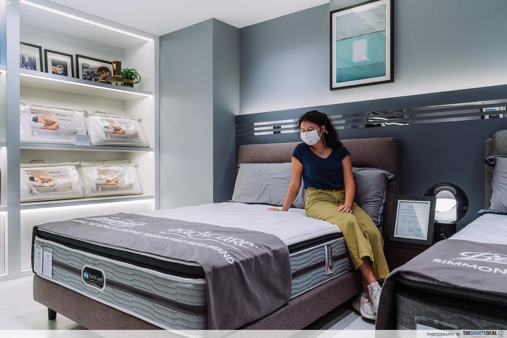 simmons mattress promo - backcare 4