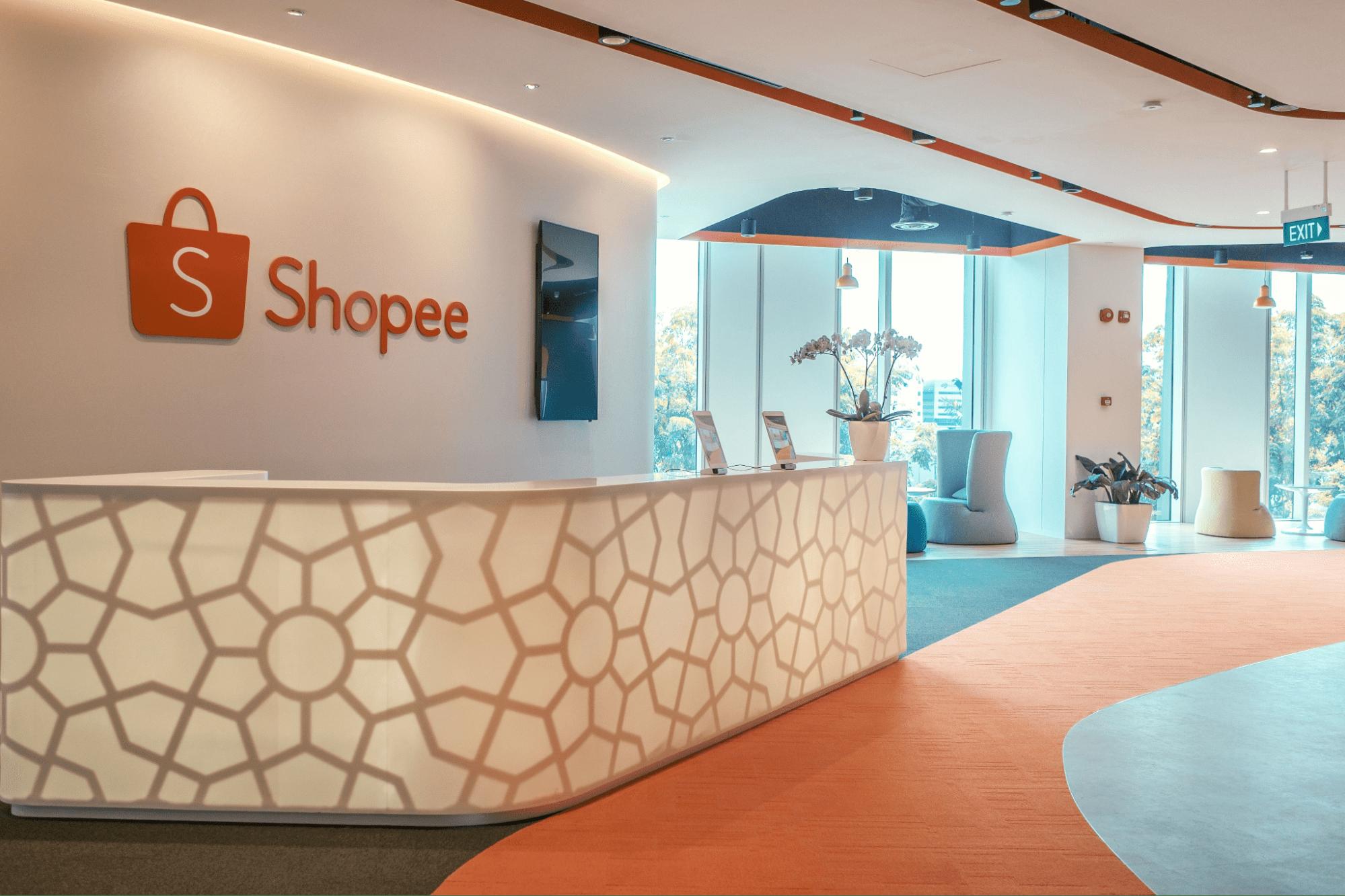 shopee office singapore