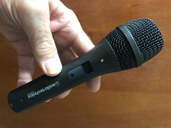 usb microphones singapore - Audio-Technica AT2005USB