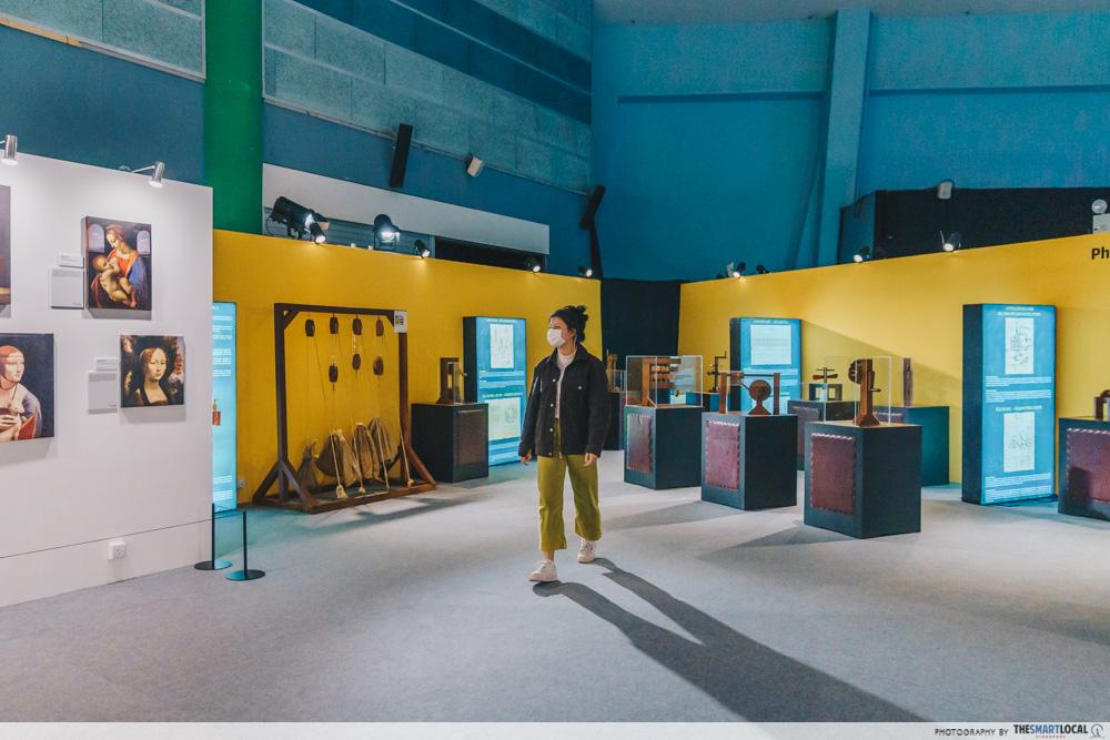 Da Vinci, The Exhibition