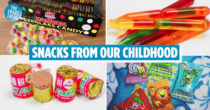 24 Old-School Snacks Every Singaporean Grew Up With