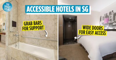 accessible hotels singapore
