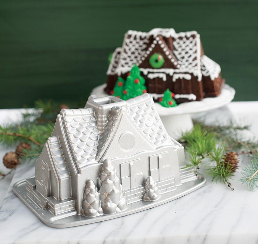 ToTT gingerbread house christmas baking mould
