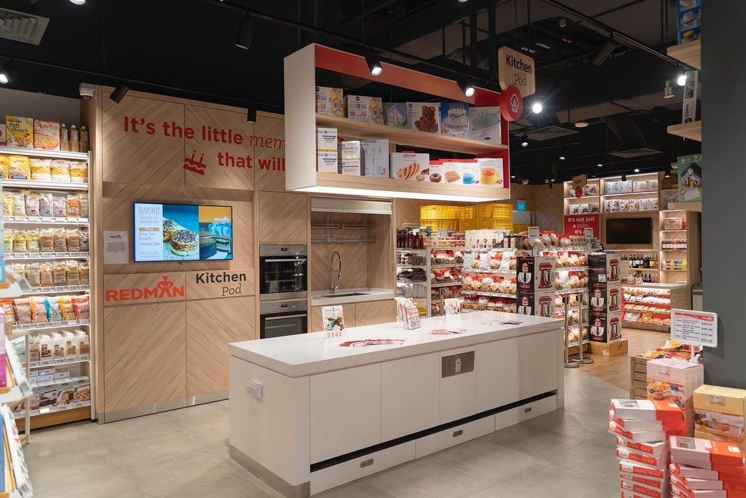 Baking Supply Shops - Phoon Huat