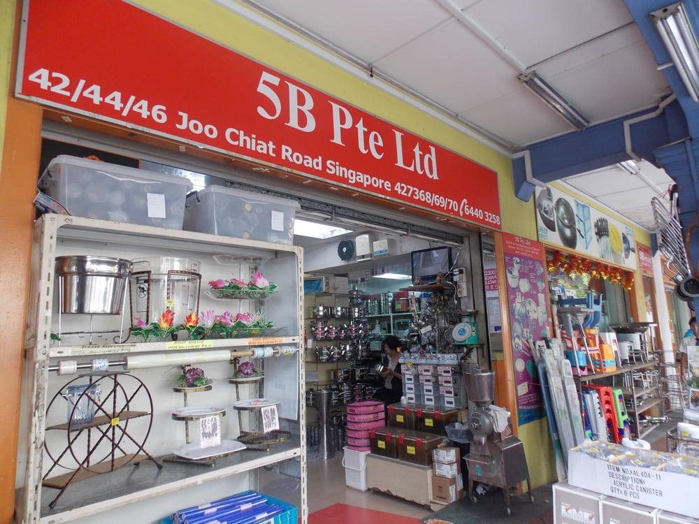 5B Pte Ltd - cheap kitchenware baking equipment baking tools