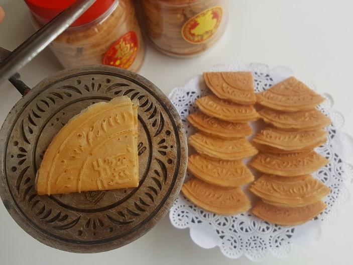 Sun Lik Trading mooncake mould