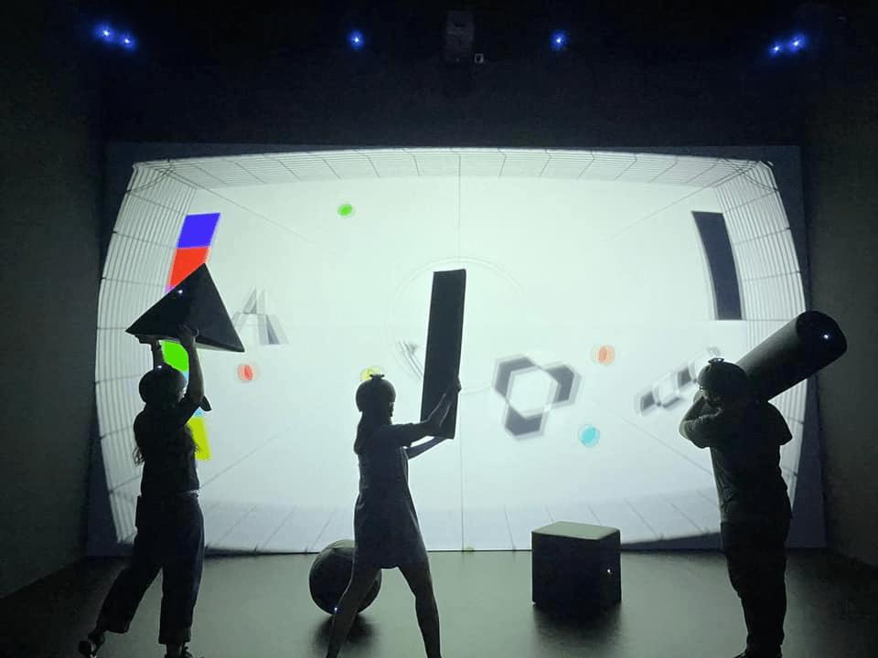 ArtScience Museum Singapore - Virtual Realms Videogames Transformed
