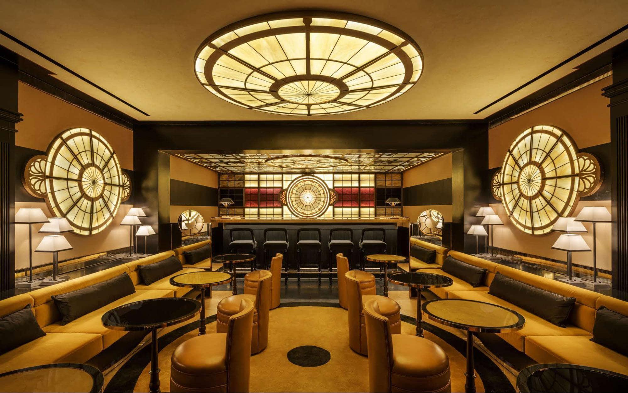 Date Ideas - Anouska's Bar Duxton