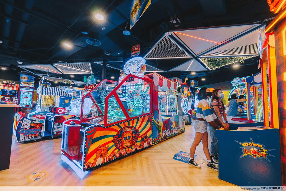 Date Ideas - Timezone Arcade