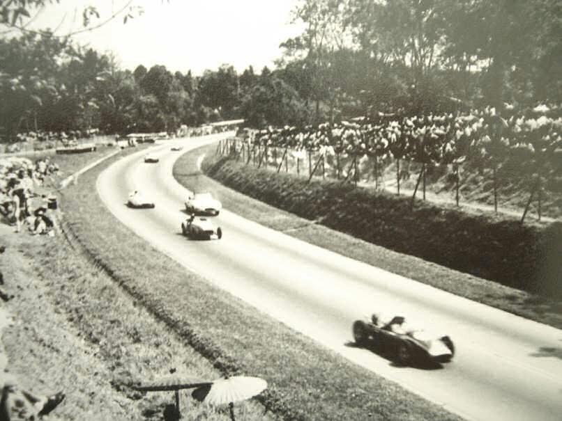 devils bend road - singapore grand prix