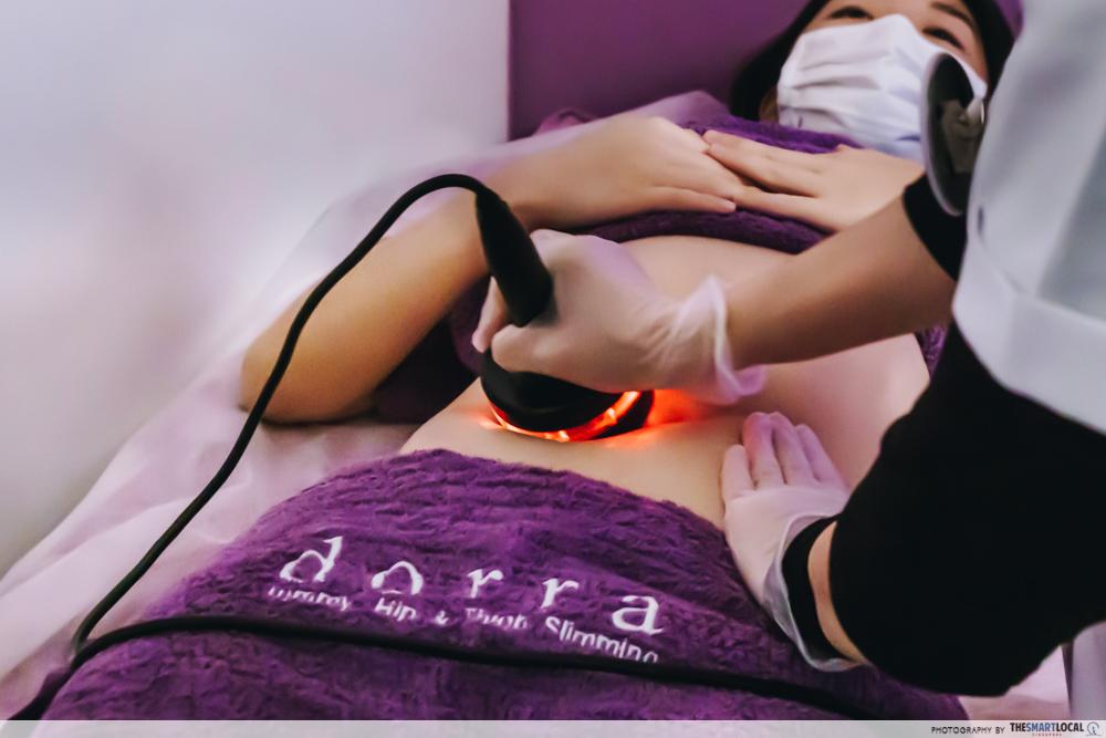 Dorra slimming treatment