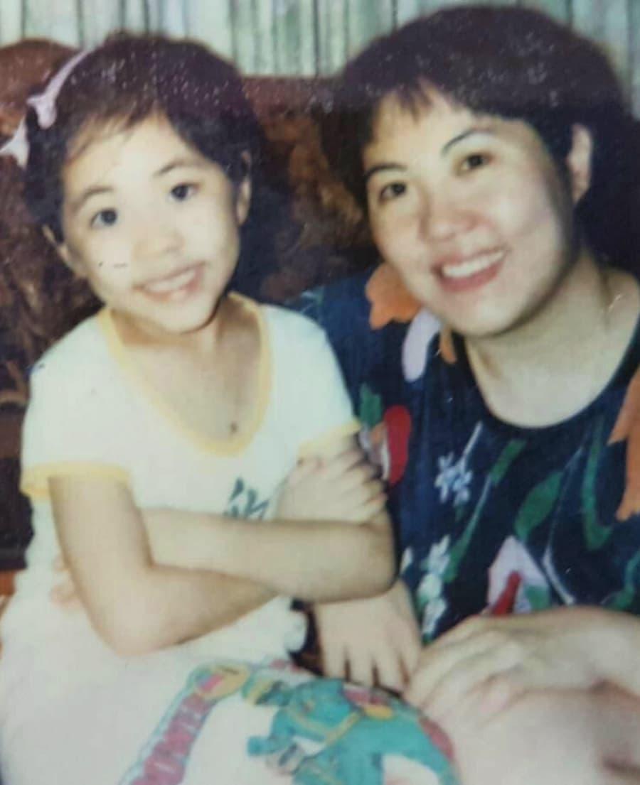 Child and parent photo