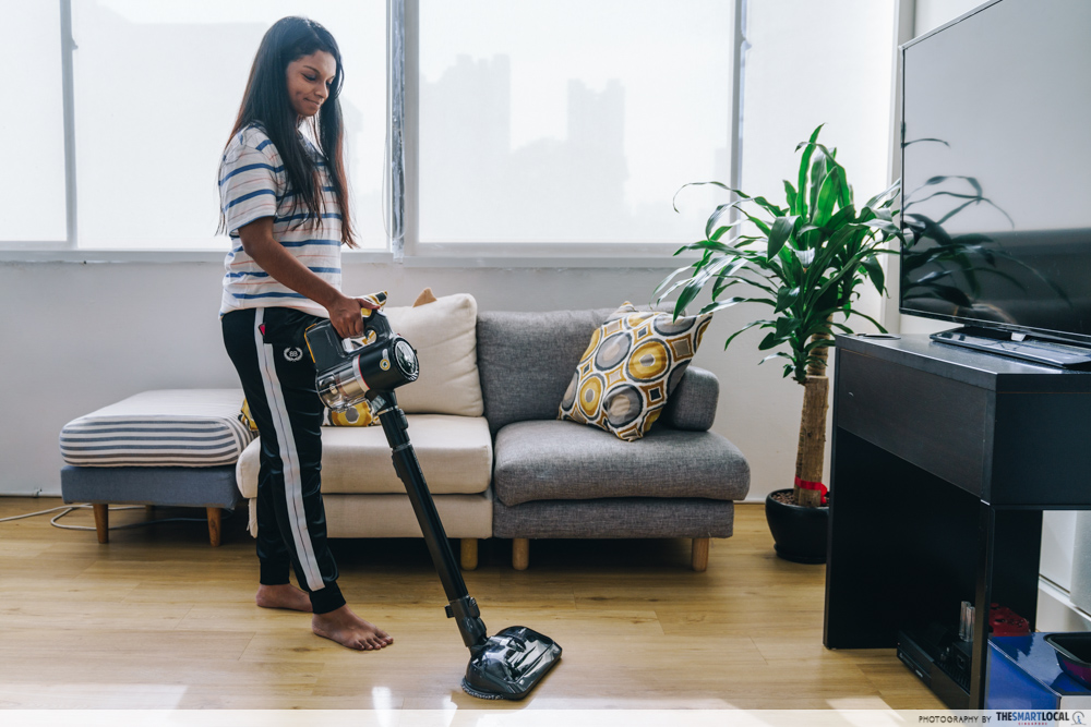 LG CordZero A9Kompressor Vacuum