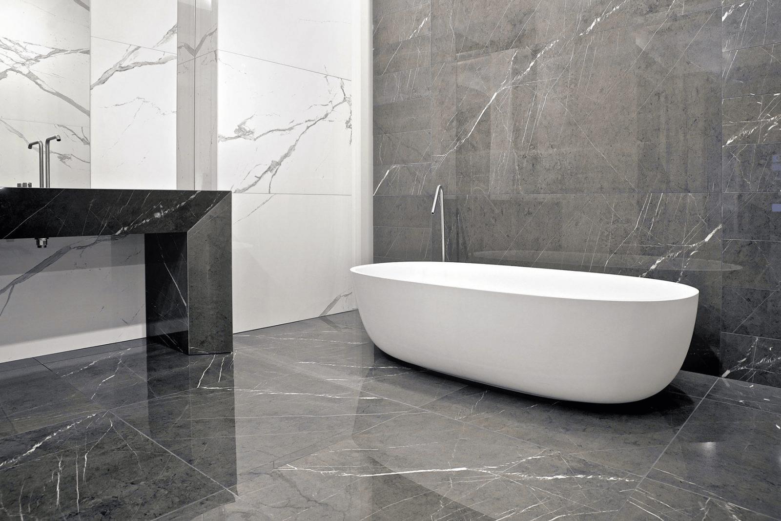 Flooring Mistakes - Bathroom Tiles