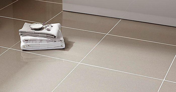 Flooring Mistakes - White Grout Tile